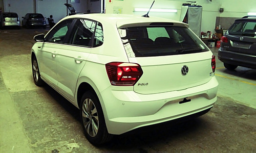 volkswagen polo 1.6 msi highline 5 puertas at dm