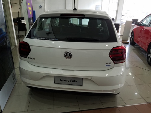 volkswagen polo 1.6 msi highline  a t