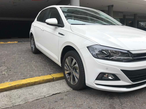 volkswagen polo 1.6 msi highline at 2020