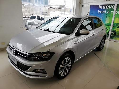 volkswagen polo 1.6 msi highline automatico 2019 0km gris vw