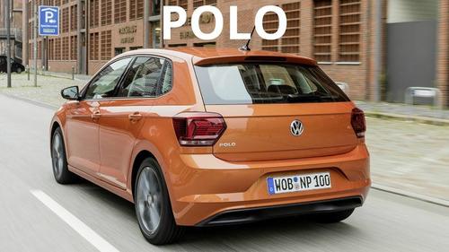 volkswagen polo 1.6 msi highline automático