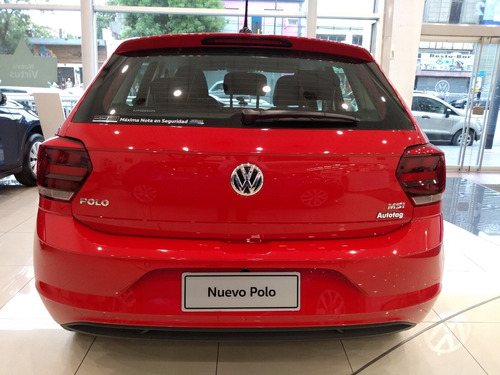 volkswagen polo 1.6 msi highline tiptronic gd #a1