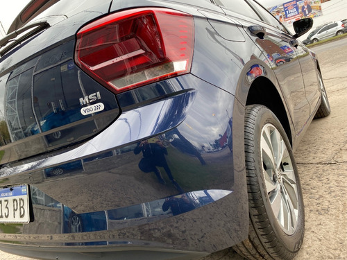 volkswagen polo 1.6 msi highline vehiculosdeloeste