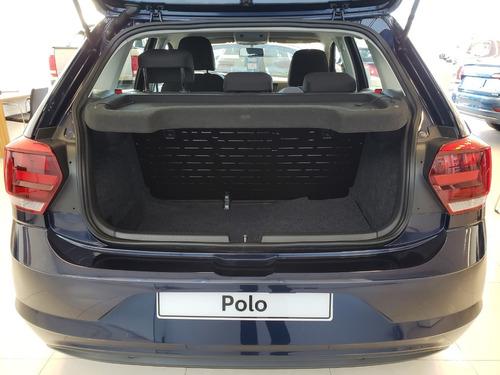volkswagen polo 1.6 msi trendline 0 km 2020 27