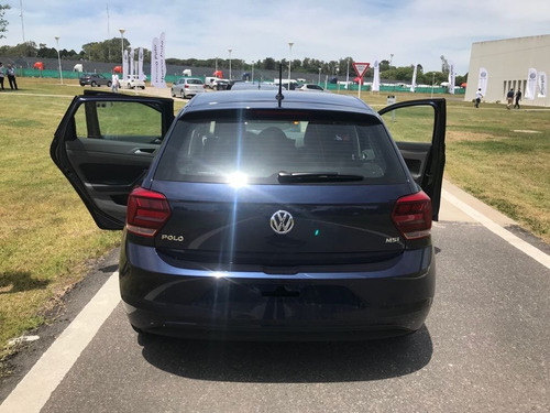 volkswagen polo 1.6 msi trendline 2020 0km vw manual vw 9