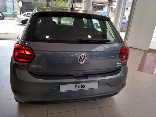 volkswagen polo 1.6 msi trendline 5