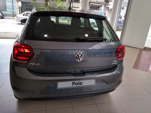 volkswagen polo 1.6 msi trendline at 1