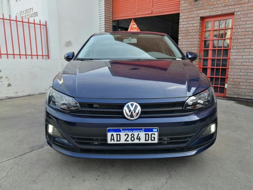 volkswagen polo 1.6 msi trendline at 2018