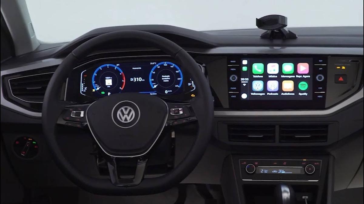 Volkswagen Polo 1 6 Msi Trendline Automatico 0km Vw Blanco