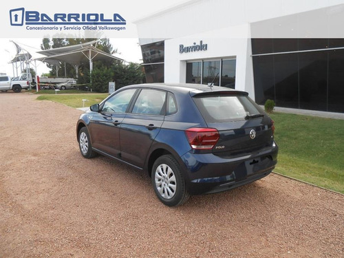 volkswagen polo 1.6 msi trendline manual 2020 0km - barriola