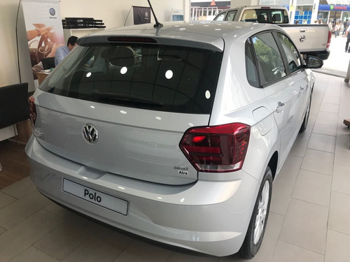 volkswagen polo 1.6 msi trendline manual 2020 0km vw nuevo 9