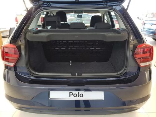 volkswagen polo 1.6 msi trendline manual linea nueva 2020 08