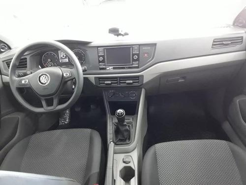 volkswagen polo 1.6 msi trendline manual linea nueva 2020 11