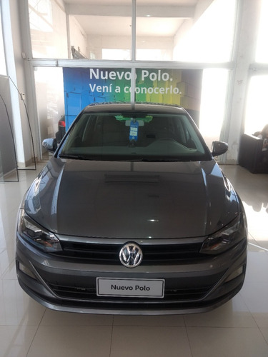 volkswagen polo 1.6 msi trendline mt financia el 50%