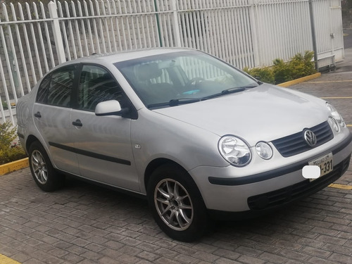 volkswagen  polo 1.6 sedan