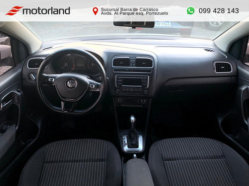 volkswagen polo 1.6 sedan automatico 2015. permuto/financio