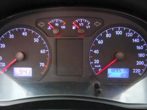 volkswagen polo 1.6 série ouro 5p