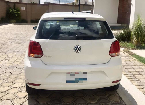 volkswagen polo 1.6 startline tiptronic at 2020