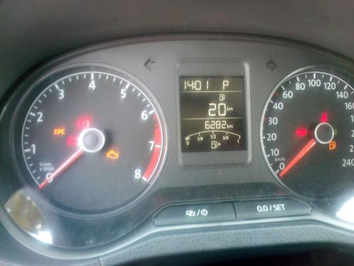 volkswagen polo 1.6 startline tiptronic at opción a crédito