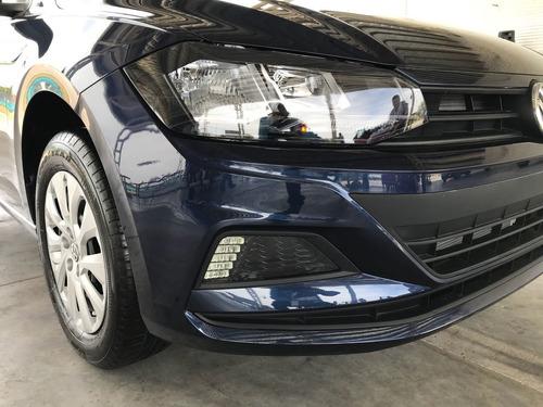 volkswagen polo 1.6 trendli my19 precio ctdo financ.s/int mz