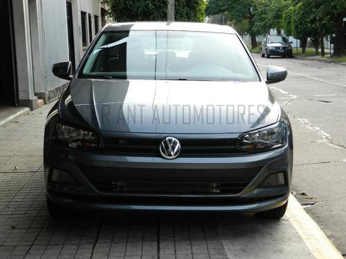 volkswagen polo 1.6 trendline 5ptas /// 2018 - 0km