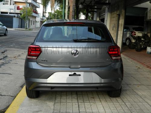 volkswagen polo 1.6 trendline 5ptas /// 2019 - 0km
