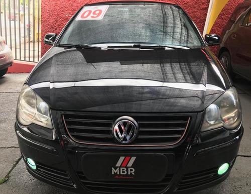 volkswagen polo 1.6 vht sportline total flex 5p 2009