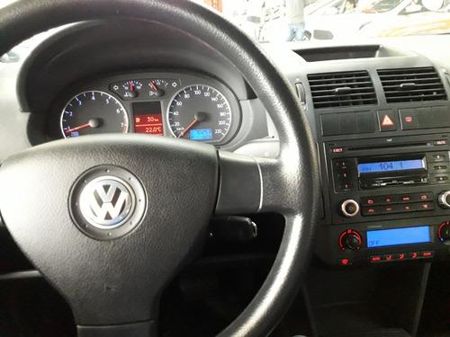 volkswagen polo 1.6 vht total flex i-motion 5p