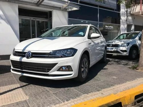 volkswagen polo 1.6msi comfort plus at automatico vw 2020 41