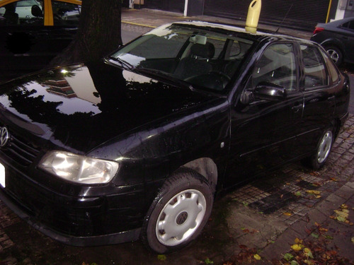 volkswagen polo 1.9 sd año 2.008 unico dueño y chofer.