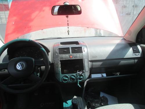 volkswagen polo 2003 - 2006 en desarme