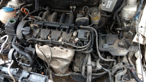 volkswagen polo 2004 1.6 8v/ mecânica/susp/lataria/acabament