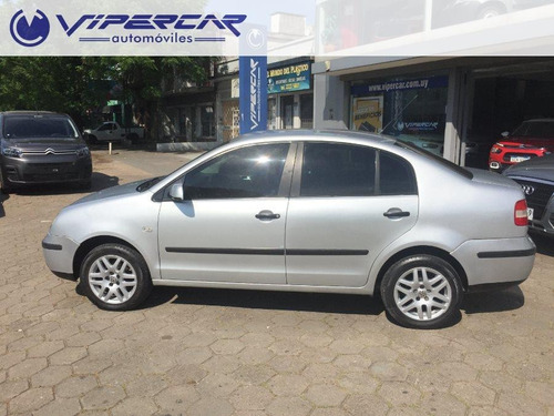 volkswagen polo 2004 impecable!