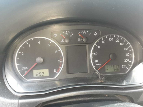 volkswagen polo  2009  1.6 flex 5p
