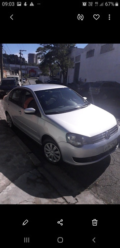 volkswagen polo 2013 1.6 vht total flex 5p