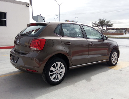 volkswagen polo 2018 1.6 l4 tiptronic at