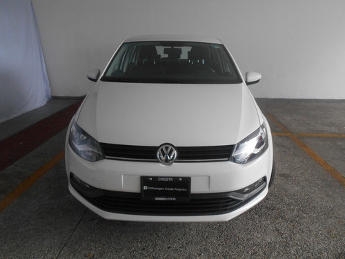 volkswagen polo 2018 1.6l l4 tiptronic