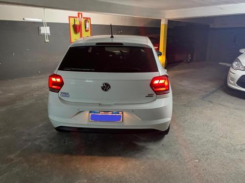 volkswagen polo 2018 highline automatico 5 puertas blanco