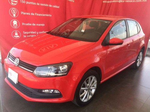 volkswagen polo 2019 5p design & sound l4/1.6 aut