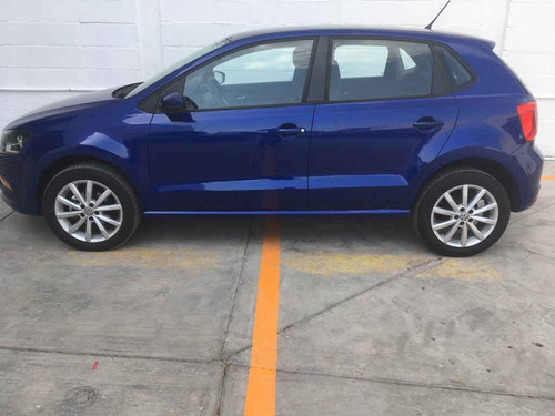 volkswagen polo 2019 5p design & sound l4/1.6 man