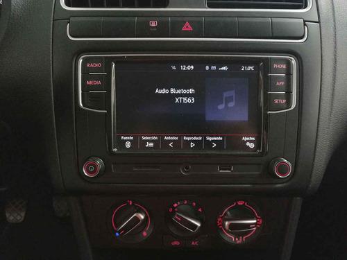 volkswagen polo 2019 5p design & sound l4/1.6 man