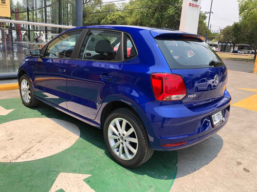 volkswagen polo 2020 5p design & sound l4/1.6 aut