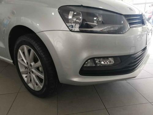 volkswagen polo 2020 5p design & sound l4/1.6 aut
