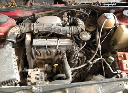 volkswagen polo classic 1.6 baja/alta motor