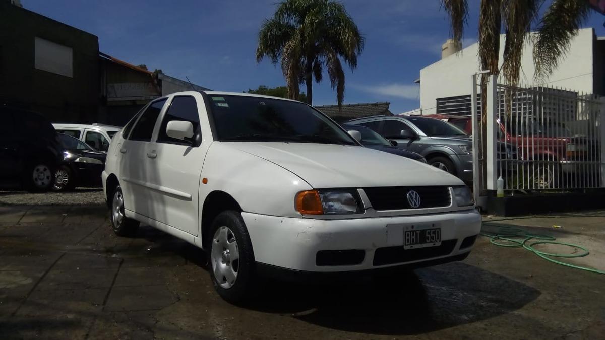 a5130e6cd Volkswagen Polo Classic 1.8 Mi Aa 1998 -   120.000 en Mercado Libre