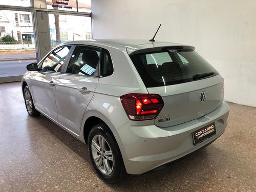 volkswagen polo comfortline 1.6 msi 2018