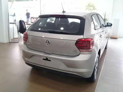 volkswagen polo comfortline plus 0km autom 1.6 msi 2020 vw