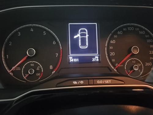 volkswagen polo confortline 200 tsi 1.0 automatico
