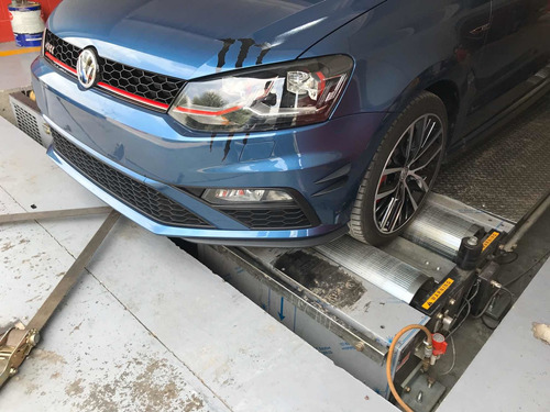 volkswagen polo gti 1.8 tsi at 2017