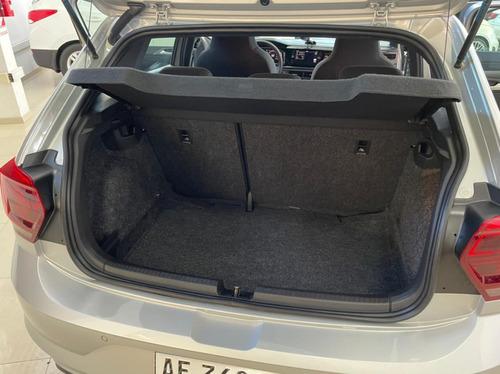 volkswagen polo gts at. 1.4 año 2020 color gris